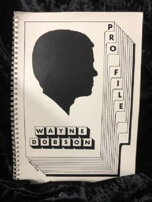 Pro File Book by Wayne Dobson